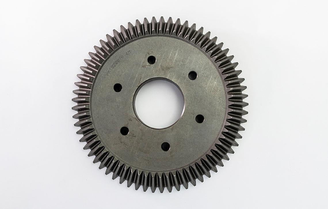 D'arco Lazzarini Ingranaggi cilindrici a dentatura esterna e denti dritti 1