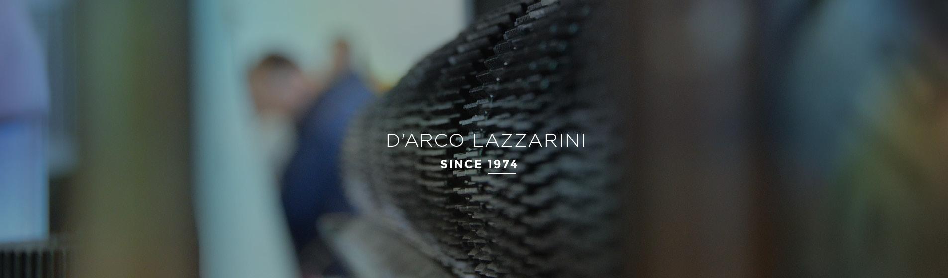 D'arco Lazzarini alberi scanalati Banner Logo