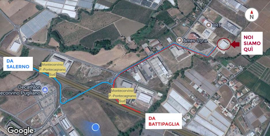 Cartina D'arco Lazzarini