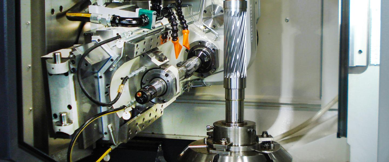 D'arco Lazzarini DENTATRICE A CREATORE CNC GLEASON PFAUTER P400